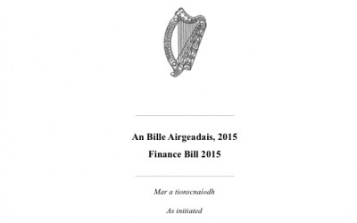 Irish Finance Bill 2015 – international aspects